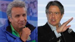 Ecuador: Moreno avanza pero habría segunda vuelta en abril