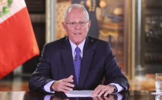 PPK declara ante Fiscalización en Palacio por caso Moreno