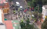Bogotá: Explosión cerca de plaza de toros deja 26 heridos