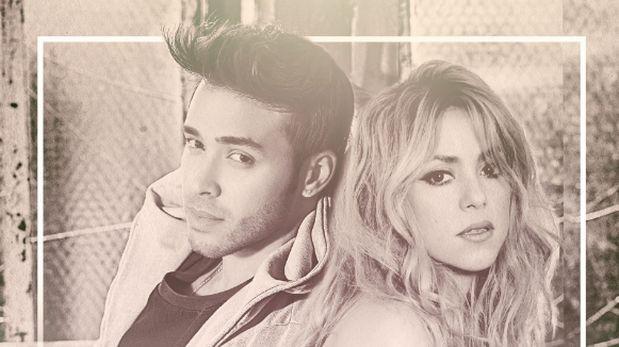 Prince Royce y Shakira sorprendieron con su tema