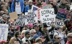 """Científicos protestan ante """"amenazas"""" de Trump a la ciencia"""
