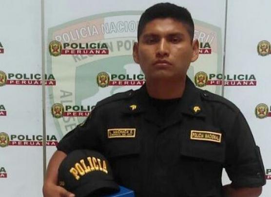 PNP reconoce al policía que abatió a asesino de Independencia