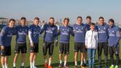 Real Madrid: 'niño ángel' de Chapecoense conoció a sus ídolos