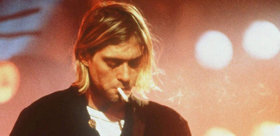 Kurt Cobain y 10 grandes canciones con Nirvana