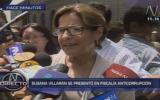 Susana Villarán acudió a Fiscalía Anticorrupción por Río Verde