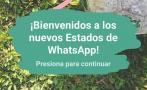 """Conoce los """"Estados de WhatsApp"""", el nuevo clon de Snapchat"""