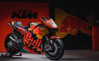 Así luce KTM para su debut en MotoGP