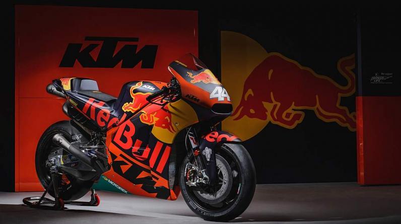 La marca austriaca con numerosos títulos en competencias off road, como el Dakar, concretó su arribo a la máxima categoría del motociclismo. (Fotos: KTM)