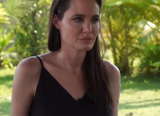 Angelina Jolie y sus reflexiones tras separación de Brad Pitt