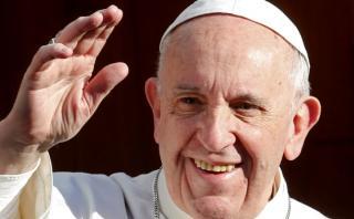 Papa Francisco evalúa visitar el Perú en 2018