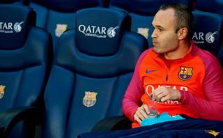 Barcelona: Andrés Iniesta eligió a su reemplazante ideal