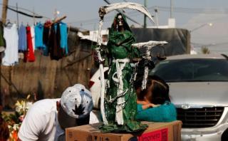 Obispos de EE.UU. y México denuncian culto a La Santa Muerte