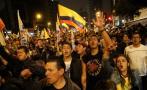 Elecciones en Ecuador: Protestas por lentitud en conteo final