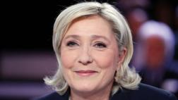 Francia: Marine Le Pen lidera la intención de voto presidencial