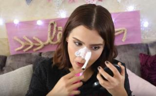Yuya: los extraños trucos de maquillaje que