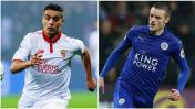 Sevilla vs. Leicester City EN VIVO: 0-0 por Champions League