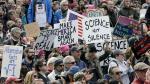 """Científicos protestan ante """"amenazas"""" de Trump a la ciencia - Noticias de donald trump"""