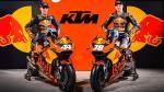 Así luce KTM para su debut en MotoGP - Noticias de peter boyd smith