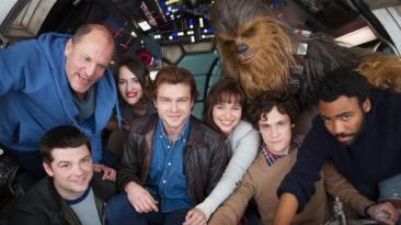 """""""Star Wars"""": difunden primera imagen del spin-off de Han Solo"""