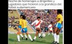 Conmebol rinde homenaje a Cubillas entre grandes de Sudamérica