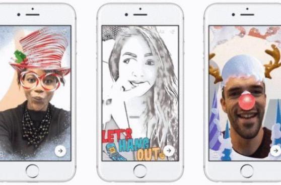 Whatsapp, Facebook e Instagram: applicazioni che clonati Snapchat