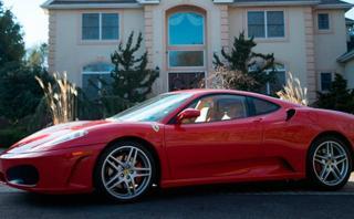 El Ferrari 'presidencial' de Donald Trump está en venta