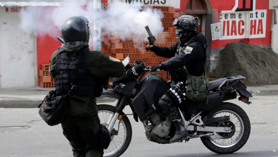 Bolivia: Violentas protestas contra proyecto de ley de la coca