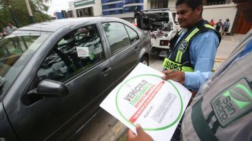 San Isidro: más de 50 vehículos al depósito por estacionar mal