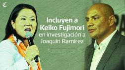 Ramírez: un caso por el que ahora se investiga a Keiko