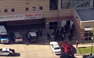 EE.UU.: Alerta en Houston por tiroteo en hospital