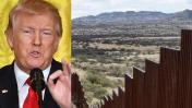 ¿En qué ciudades de EE.UU. se iniciará construcción del muro?