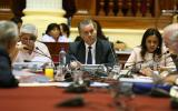 Comisión Lava Jato busca unificar criterios con la fiscalía