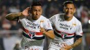 Christian Cueva y el gol con el que le dio victoria a Sao Paulo