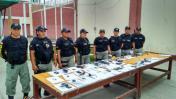 Trujillo: requisan celulares y armas en penal El Milagro