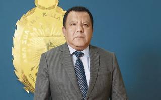 El fiscal César Zanabria fue nombrado por el fiscal de la Nación coordinador del equipo Lava Jato. (Foto: Juan Ponce/ El Comercio)