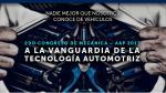 """AAP celebrará el """"2do Congreso de Mecánica"""" - Noticias de desarrollo tecnológico"""
