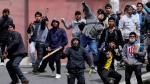 Bolivia: Violentas protestas contra proyecto de ley de la coca - Noticias de luis aparicio