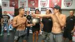 MMA en Perú: Mora enfrenta a Sordi por el cinturón del FFC - Noticias de luis vladivieso