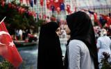 Turquía elimina prohibición del velo islámico en el ejército
