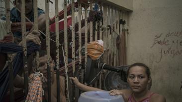 El terrible panorama de las cárceles hacinadas de Brasil