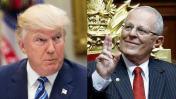 Trump recibirá a Kuczynski en la Casa Blanca este viernes