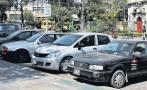 Jesús María: ponen mil papeletas por autos mal estacionados