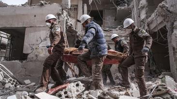 El día en fotos: Papa Francisco, Siria, Israel, Ucrania y más