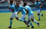 Sporting Cristal goleó 4-0 a Ayacucho FC por Torneo del Verano