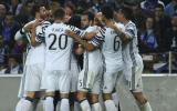 Juventus venció 2-0 al Porto por la Champions League