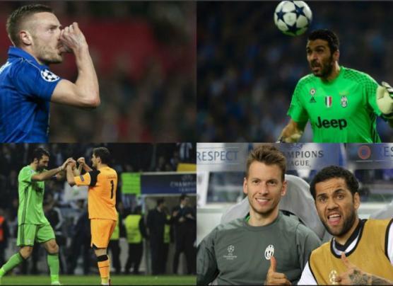 Champions League: los gestos más elocuentes de la jornada