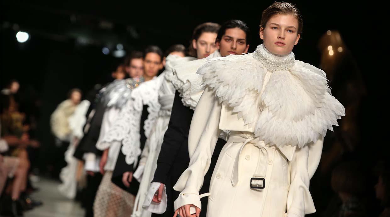A la vanguardia: Lo mejor del London Fashion Week
