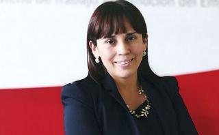Ex viceministra de Trabajo negó vínculo con Humala y Heredia