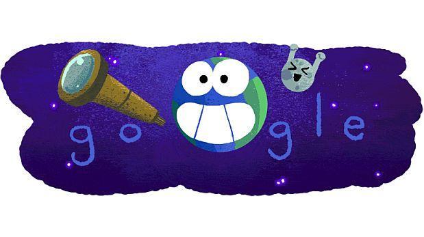 Google dedica 'doodle' a los 7 exoplanetas descubiertos