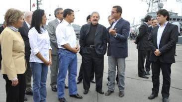 Odebrecht entregó US$3 millones para campaña de Humala en 2011